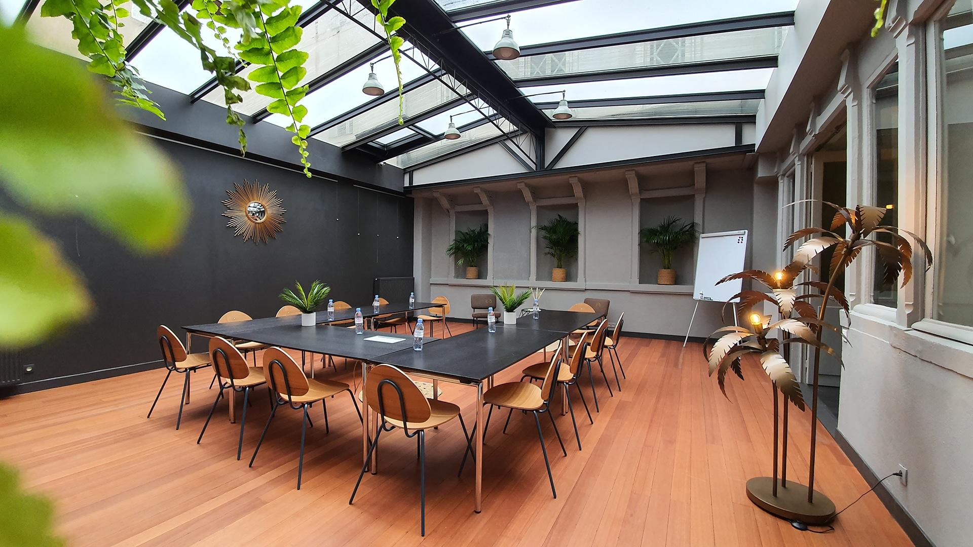 Location salle pour conférence à Nantes