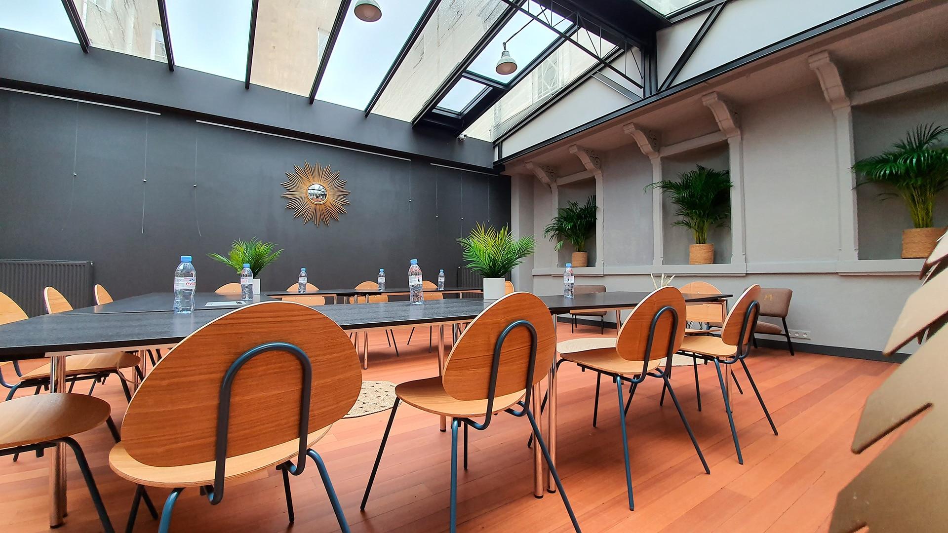 Espace pour réunions d'entreprises Nantes