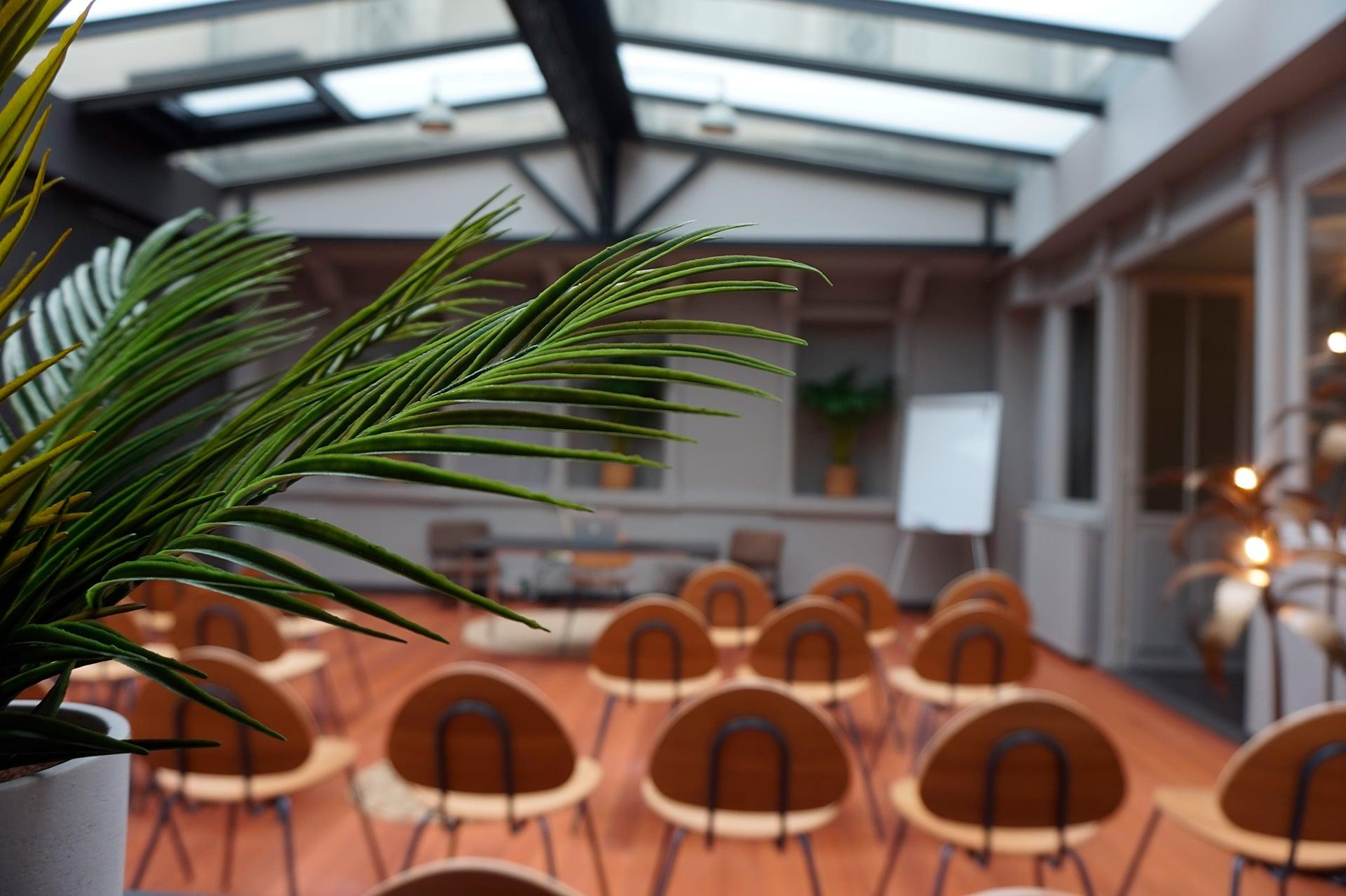 Salle pour conférences à Nantes